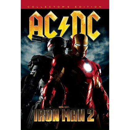 AC/DC - Iron Man 2 (Ltd. Collector´s Edition)