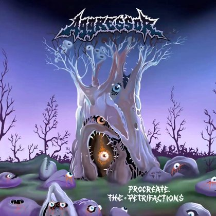 Aggressor - Procreate The Petrifactions