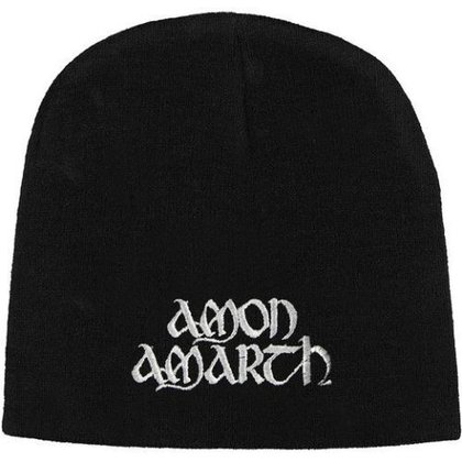 Amon Amarth - White Logo