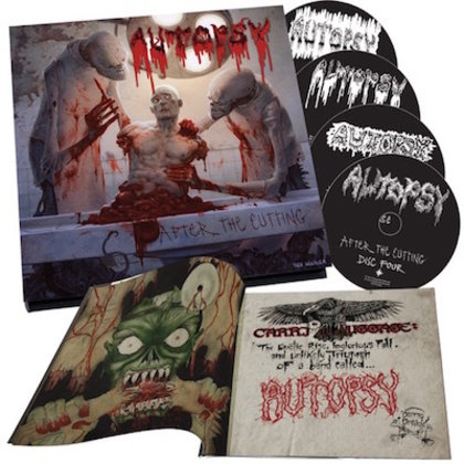 Autopsy - After The Cutting