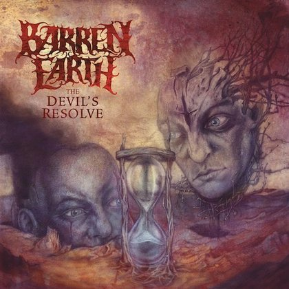 Barren Earth - The Devil´s Resolve