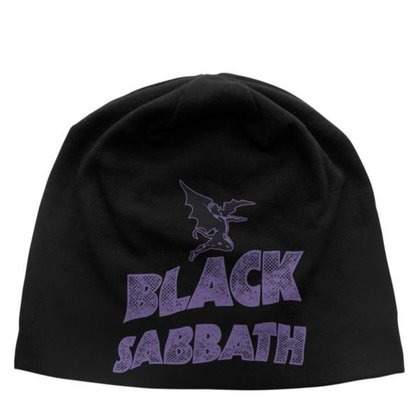 Black Sabbath - Logo & Devil