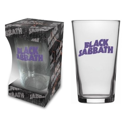 Black Sabbath - Purple Logo