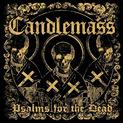 Candlemass - Psalms For The Dead (Ltd.)