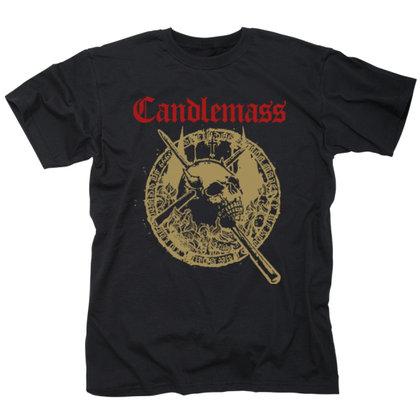T-Shirt The Door to Doom \m//-\m// Candlemass