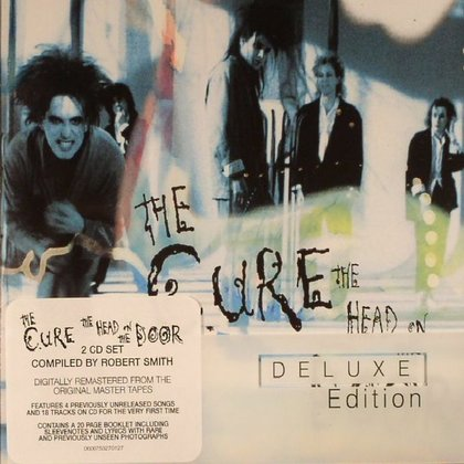 Cure, The - The Head On The Door (Deluxe Edition)