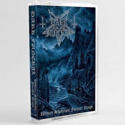 Dark Funeral - Where Shadows Forever Reign (PEAGI POES!)