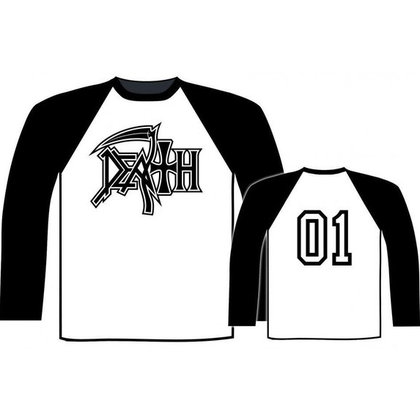 Death - Logo & 01 / Baseball
