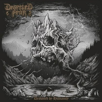 Deserted Fear - Drowned By Humanity (Ettetellimine / Pre-order)