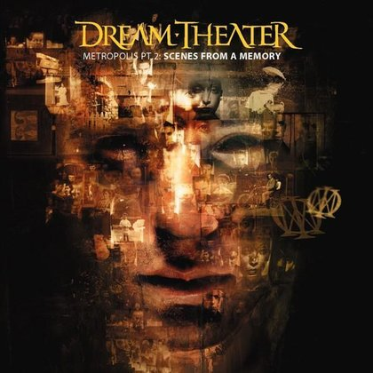 Dream Theater - Metropolis 2: Scenes From A Memory
