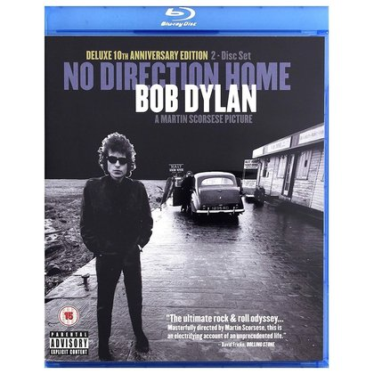 Dylan, Bob - No Direction Home: Bob Dylan (Deluxe 10th Anniv. Ed.)