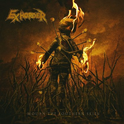 Exhorder - Mourn the Southern Skies (Ettetellimine / Pre-order)