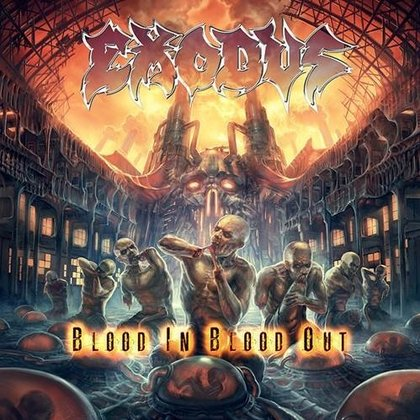 Exodus - Blood In, Blood Out (Ltd.)
