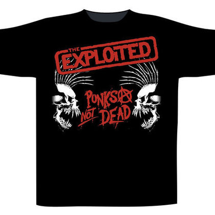 Exploited, The - Punk´s Not Dead / Skulls