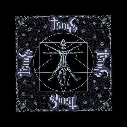 Ghost - The Vitruvian Ghost