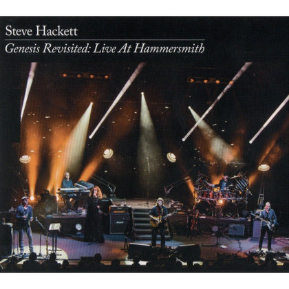 Hackett, Steve - Genesis Revisited: Live at Hammersmith
