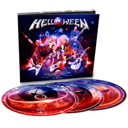 Helloween - United Alive (Deluxe Edition) (Ettetellimine / Pre-order)