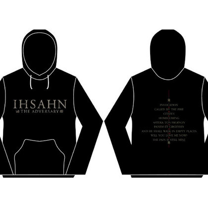 Ihsahn - The Adversary - Logo