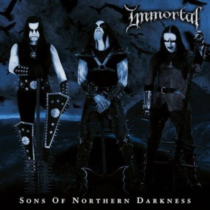 Immortal - Sons Of The Northern Darkness