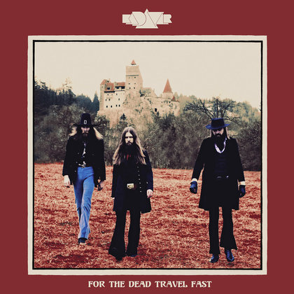 Kadavar - For The Dead Travel Fast (Ltd.) (Ettetellimine / Pre-order)