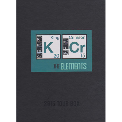 King Crimson - The Elements (2015 Tour Box)