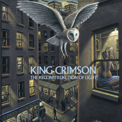 King Crimson - The ReconstruKction of Light (Expanded) (Ettetellimine / Pre-order)