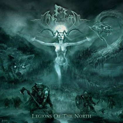 Manegarm - Legions of the North (Ltd.)