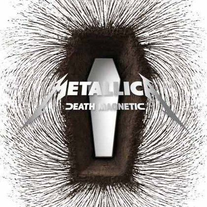 Metallica - Death Magnetic: The Box Magnetic (Death in a Coffin)