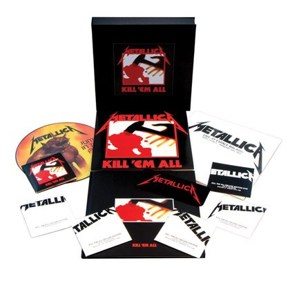 Metallica - Kill´Em All (Deluxe Edition, RM)