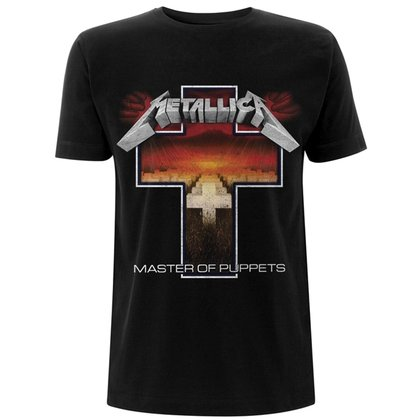Metallica - Master Of Puppets - Cross (POES 28.01.)
