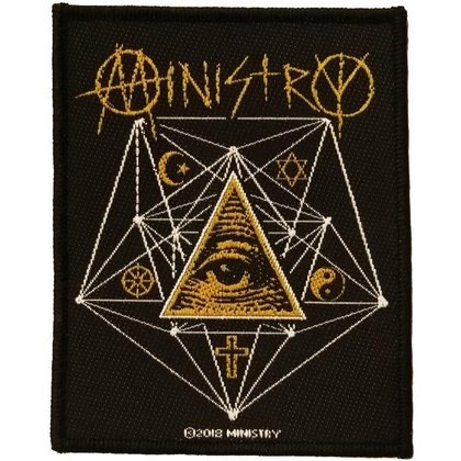 Ministry - All Seeing Eye