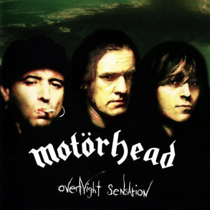 Motörhead - Overnight Sensation
