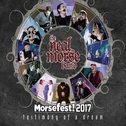 Neal Morse Band, The - Morsefest 2017: Testimony of a Dream