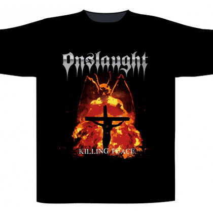 Onslaught - Killing Peace