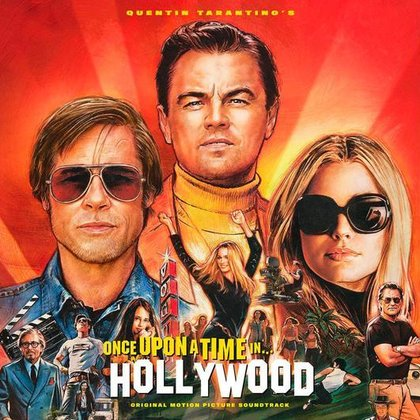 Original soundtrack - Quentin Tarantino´s Once Upon a Time In Hollywood
