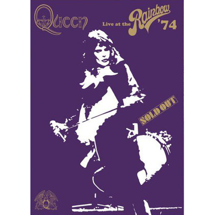 Queen - Live At The Rainbow ´74