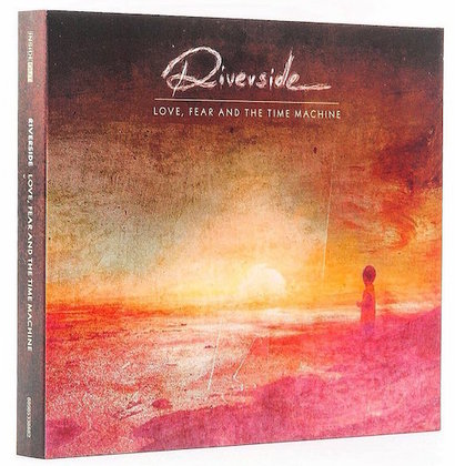 Riverside - Love, Fear And The Time Machine (Special Edition)