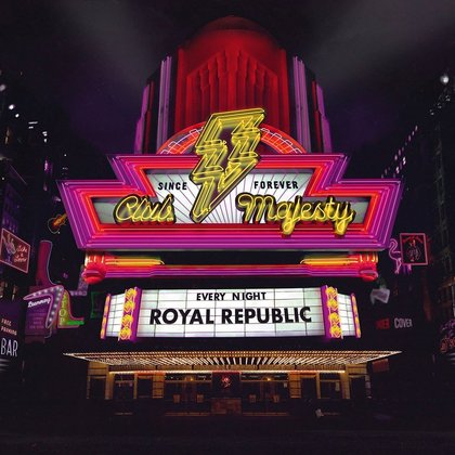 Royal Republic - Club Majesty (Ettetellimine / Pre-order)