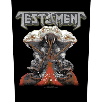 Testament - Brotherhood of the Snake (PEAGI POES!)