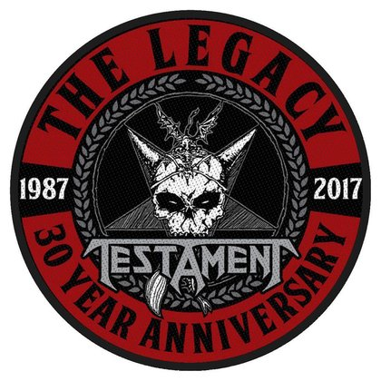 Testament - Legacy - 30 Years Anniversary