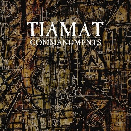 Tiamat - Commandments - An Anthology
