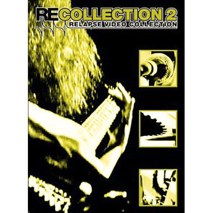 V.A. - Recollection - Relapse Video Collection Vol. 2
