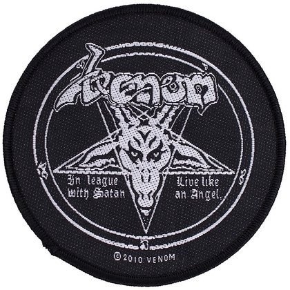 Venom - In League With Satan