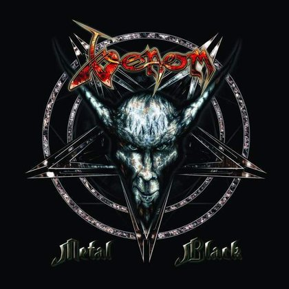 Venom - Metal Black