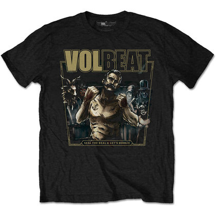 Volbeat - Seal The Deal & Let´s Boogie